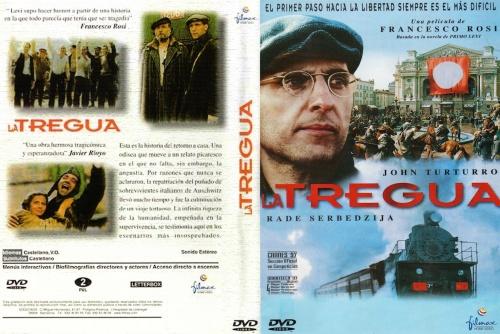 La Tregua 1996 - dvd