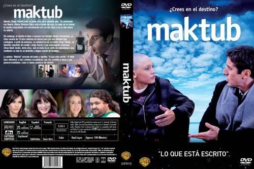 Maktub - dvd
