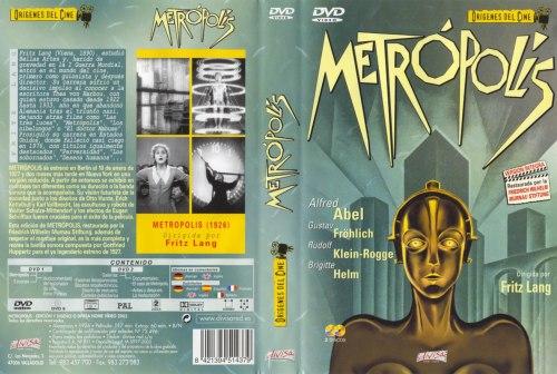 Metropolis_(1926)-Caratula