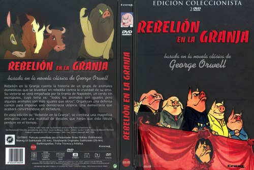 Rebelion_En_La_Granja_(_(1954)-Caratula