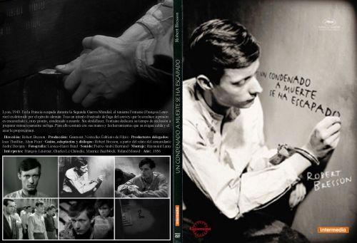 Un Condenado A Muerte Se Ha Escapado 1967 - dvd