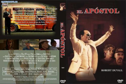 El apóstol dvd