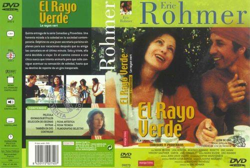 El Rayo Verde - dvd