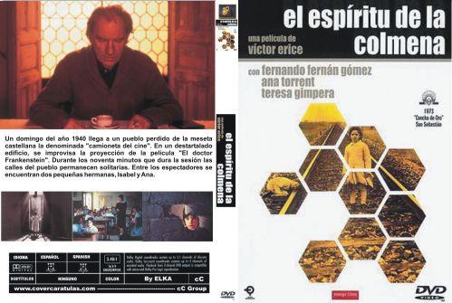 Espiritu De La Colmena - dvd