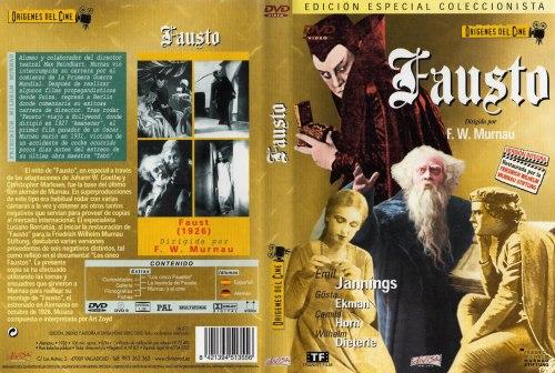 Fausto-Caratula