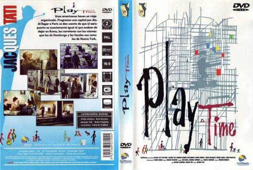 Playtime-Caratula