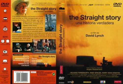 una-historia-verdadera dvd