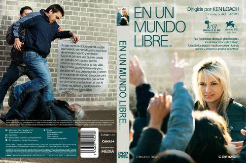En Un Mundo Libre - dvd