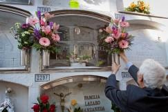 foto tots sants cementiri