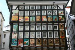 foto calendari advent Hattingen_-_Untermarkt_-_Altes_Rathaus
