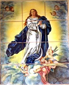 foto mosaic Vinarós Puríssima